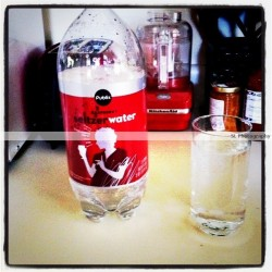 Seltzer Water, Raspberry Water