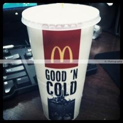 McDonald's Coke